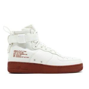 nike AF - 1 goddess of victory high top sneakers